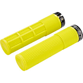 DMR Brendog FL DeathGrip Lock-On Grips Ø31,3mm, neon yellow